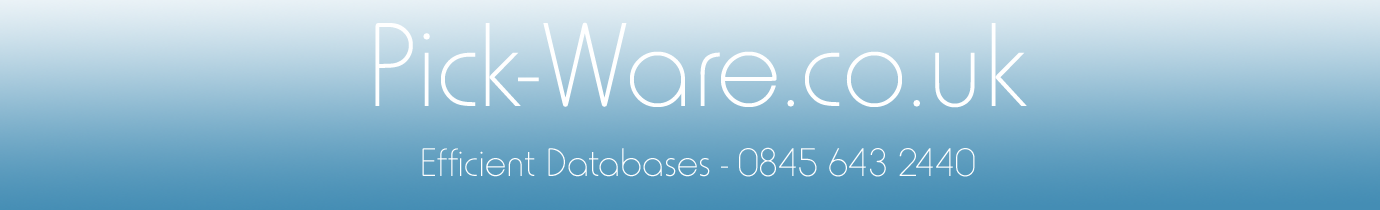 Clear Systems: Efficient Databases